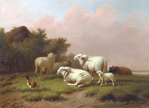 Joseph Van Dieghem (Belgian, 1