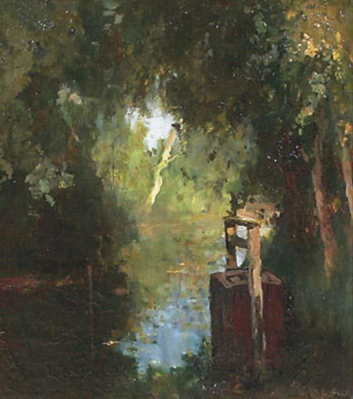 Jacob Ritsema (Dutch, 1869-194