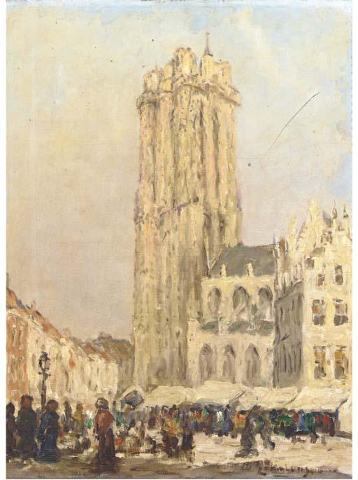 Belgian School (20th Century)