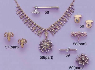 (6)   A GROUP OF JEWELLERY