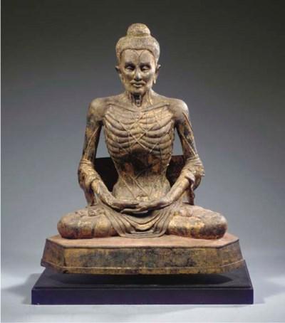 A rare Thai, Ratnakosin style,