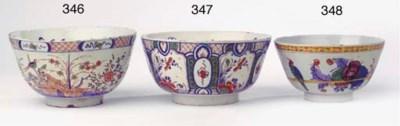 A Dutch Delft polychrome bowl