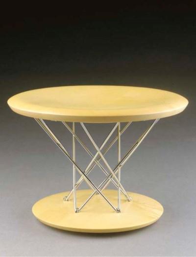Isamu Noguchi, designed 1954,