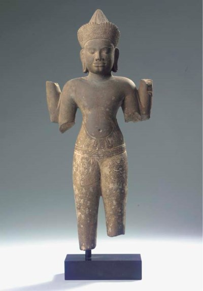 A Khmer, Baphuon style, sandst