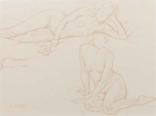 (3)  Rudolf Bonnet (Dutch, 189