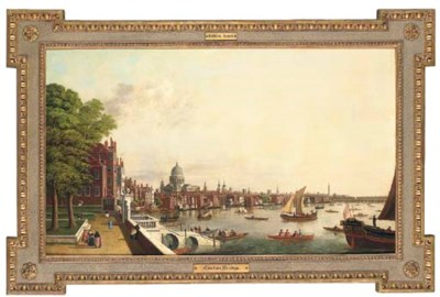 Manner of Canaletto, probably