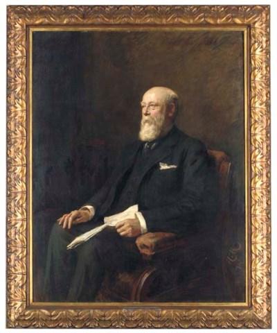 Sir Hubert von Herkomer, R.A.,