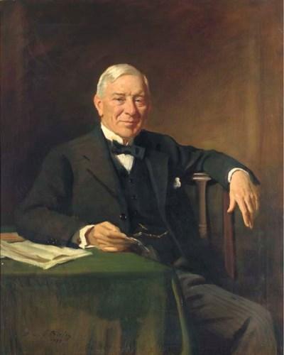 Sir Oswald Birley (1880-1952)