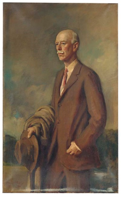 Sir Oswald Birley, 1880-1952)