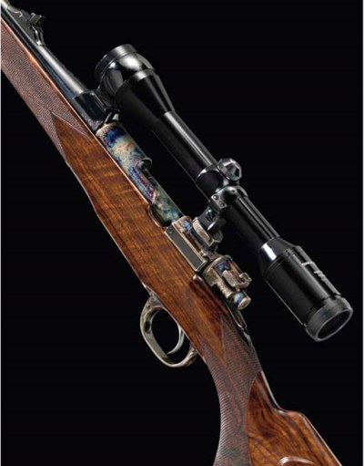 AN EXCEPTIONAL .243 MAUSER SPO