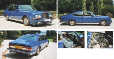 1988 BENTLEY TURBO R  EMPRESS