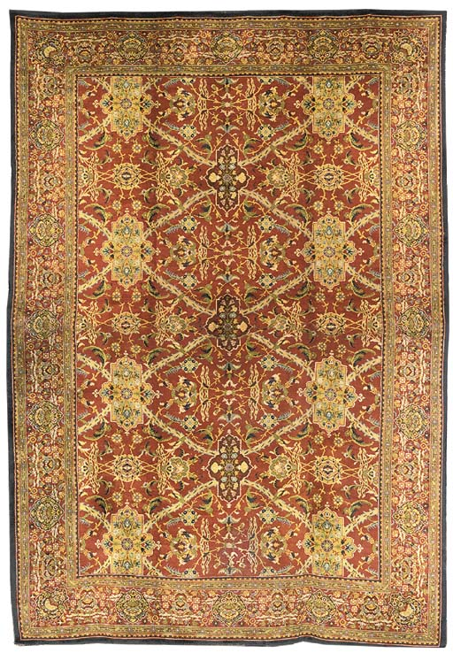 A EUROPEAN CARPET