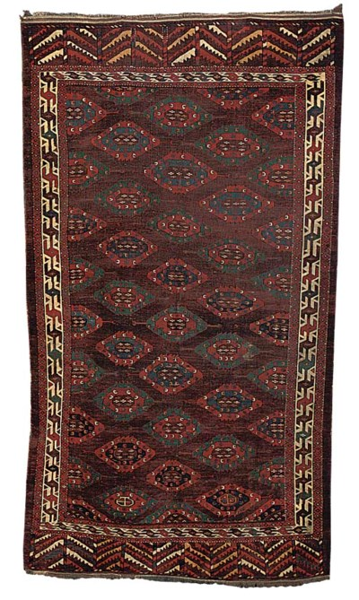 A YOMUT RUG