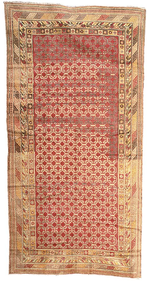 A KHOTAN CARPET