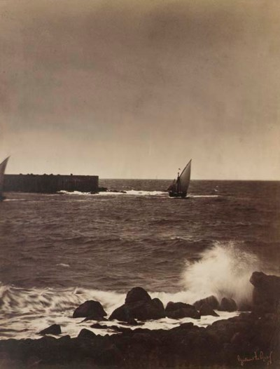 GUSTAVE LE GRAY (1820-1882)