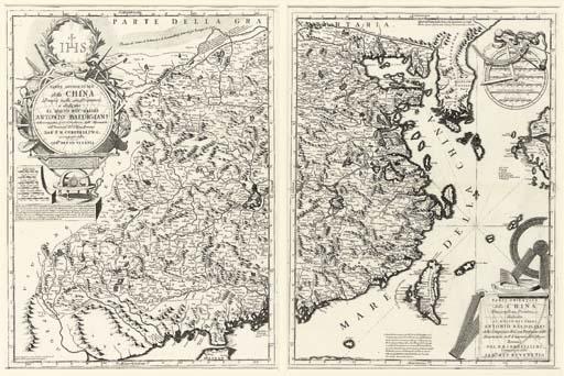 VINCENZO MARIA CORONELLI (1650