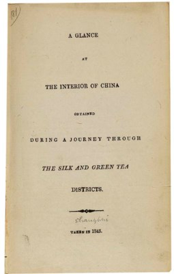 [WALTER HENRY MEDHURST (1796-1