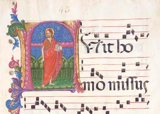 ST JOHN THE BAPTIST, an histor