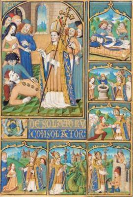 MIRACLES OF ST BENIGNUS, large