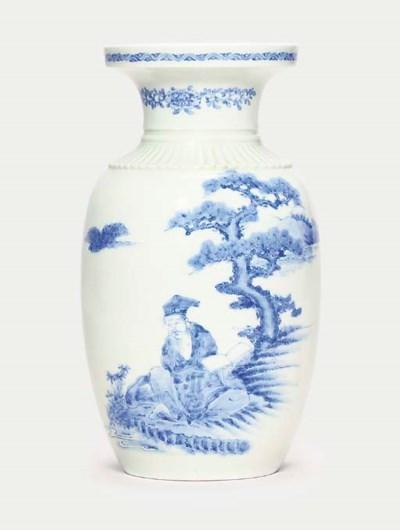 A Hirado vase