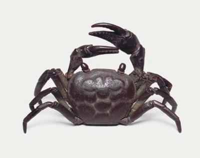 An iron crab