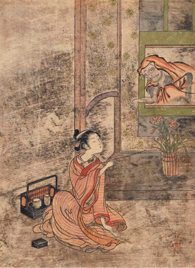 Suzuki Harunobu (fl. c. 1725-1