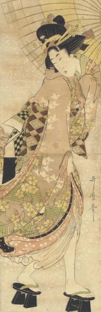 Kitagawa Utamaro (1756-1804)
