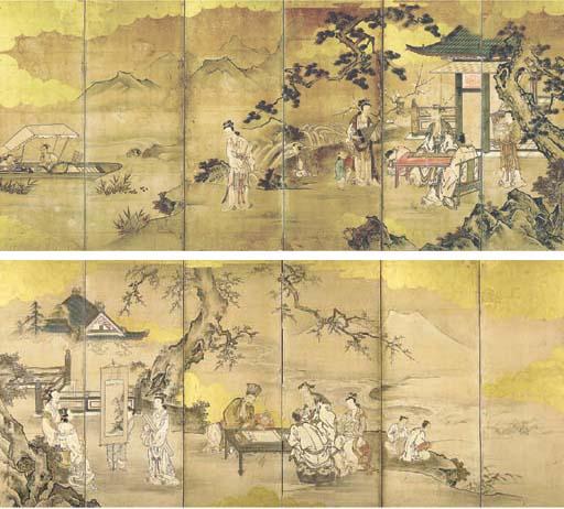 Kano Tanyu (1602-1674)