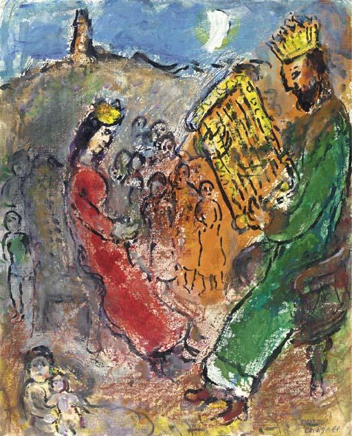 Marc Chagall (1879-1985)