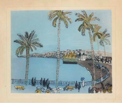 After Raoul Dufy (1877-1953)