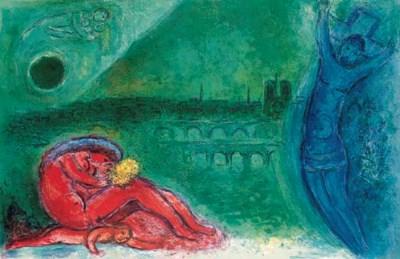 Portfolio Georges Braque, Marc