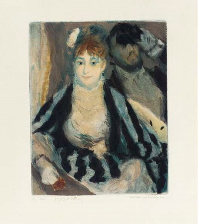 After Pierre-Auguste Renoir, b