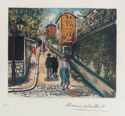 Maurice Utrillo (1883-1958)