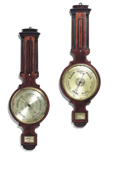An unusual Victorian pair of r