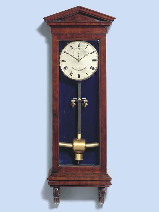 A Victorian mahogany early ele