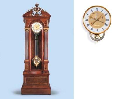 A fine Napoleon III rosewood a