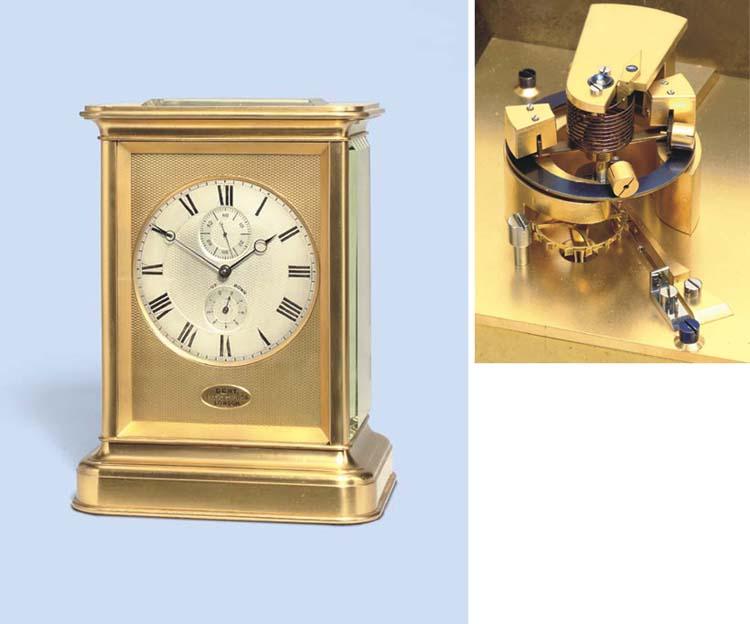 An exceptional gilt-brass gian