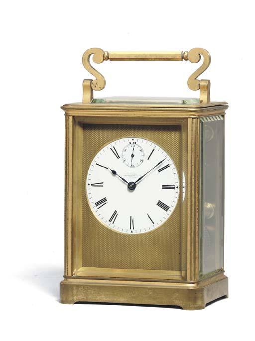 A fine Victorian gilt-brass gi