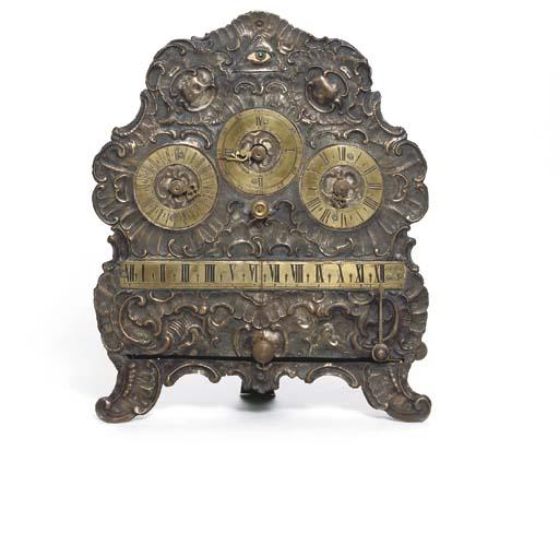 A rare German table automaton