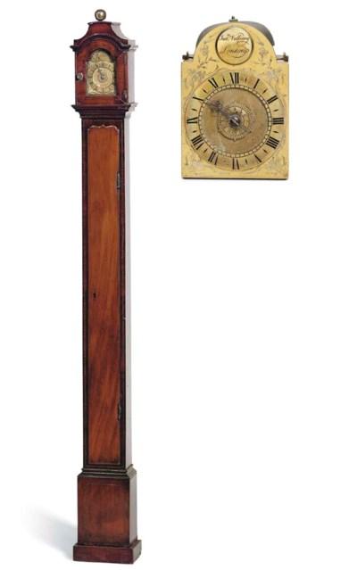 A George III mahogany-cased mi