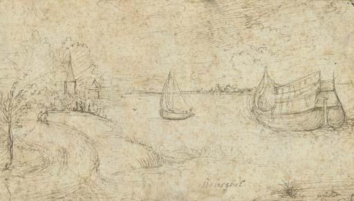Circle of Pieter Brueghel the