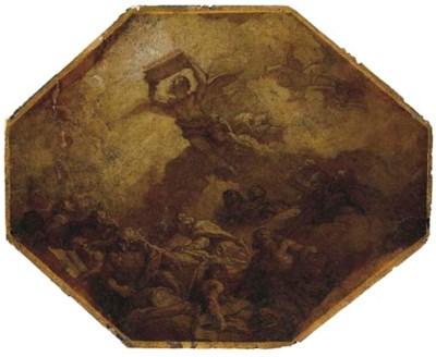 Charles de La Fosse (Paris 163
