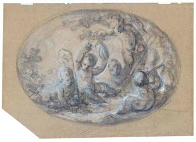 Circle of François Boucher (Pa