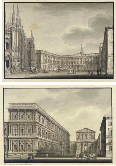 Francesco Durelli (Milan 1792-