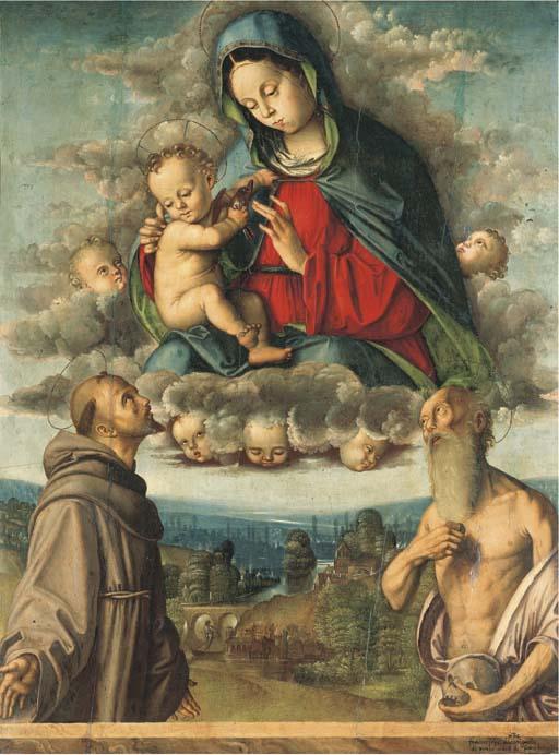 Francesco Zaganelli da Cotignola (Cotignola 1470/80-1532 Ravenna)