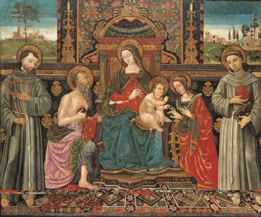 Francesco di Gabriele da Viter