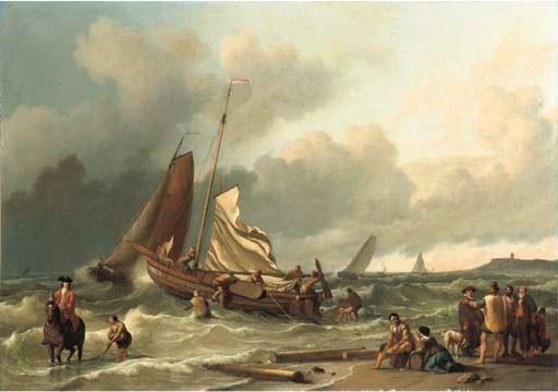 Ludolf Bakhuizen (Emden 1630-1