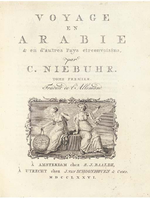 CARSTEN NIEBUHR (1733-1815)