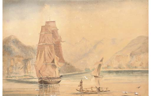 Captain Richard Aldworth Olive