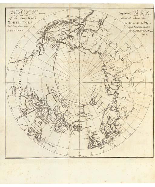 JOHANN REINHOLD FORSTER (1729-